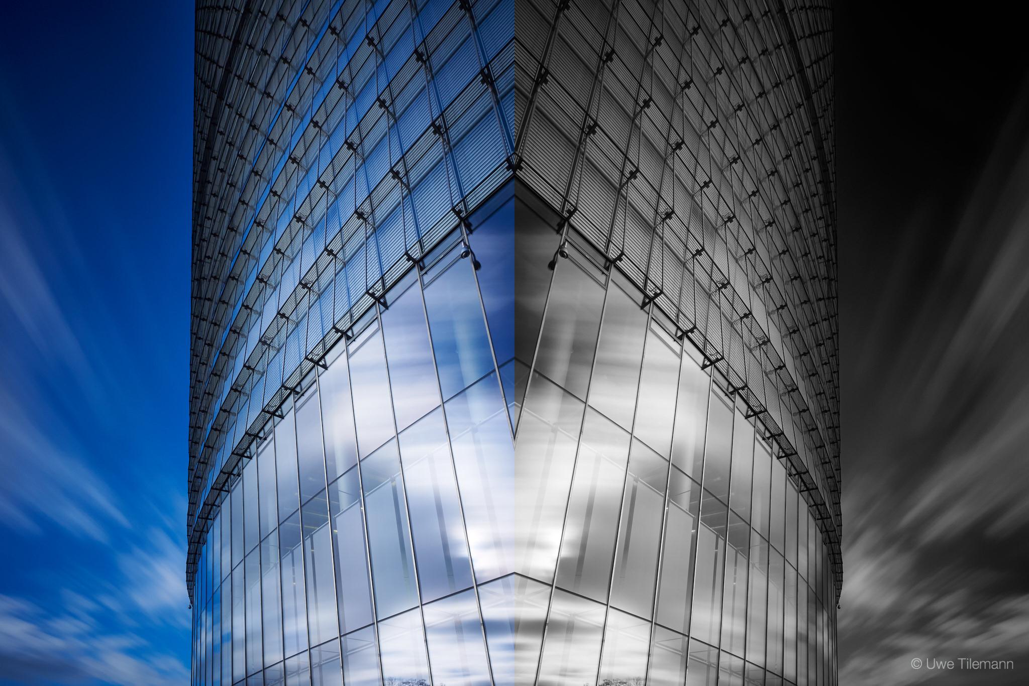 Spaceship Posttower Bonn